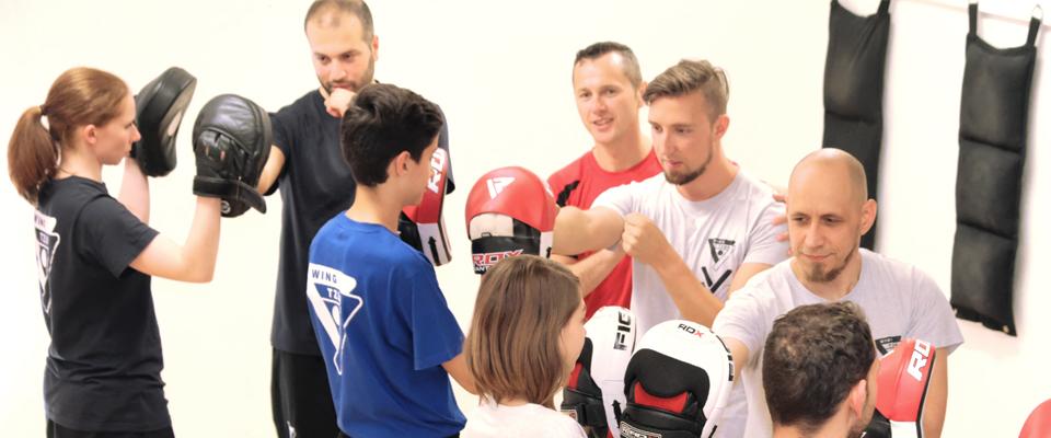 Fachschule für Selbstverteidigung Stuttgart, Selbstverteidigung Stuttgart, Wing Tzun, Wing Tsun Stuttgart