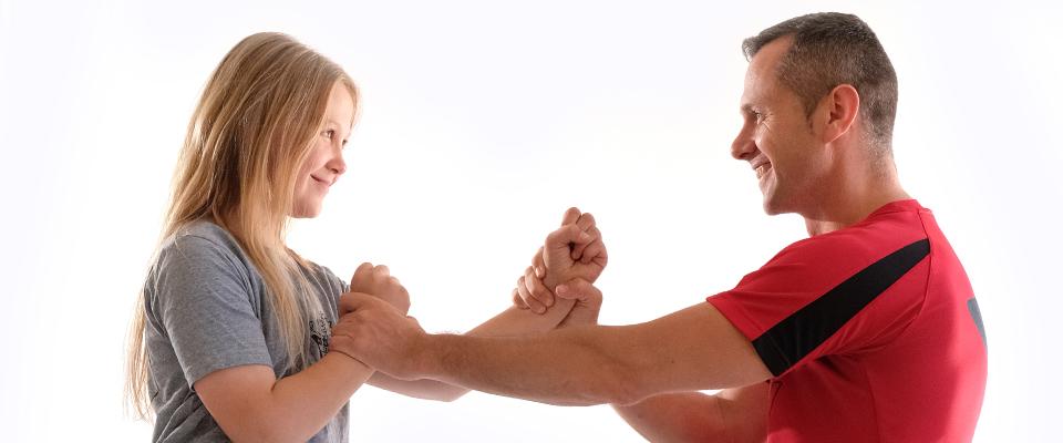 Kids Kung Fu Selbstverteidigung für Kinder ab 6 Jahre Kampsport