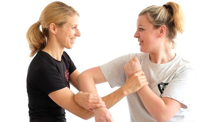 Selbstverteidigung für Frauen Ludwigshafen, Wing Tzun, Wing Tsun, Wing Chun